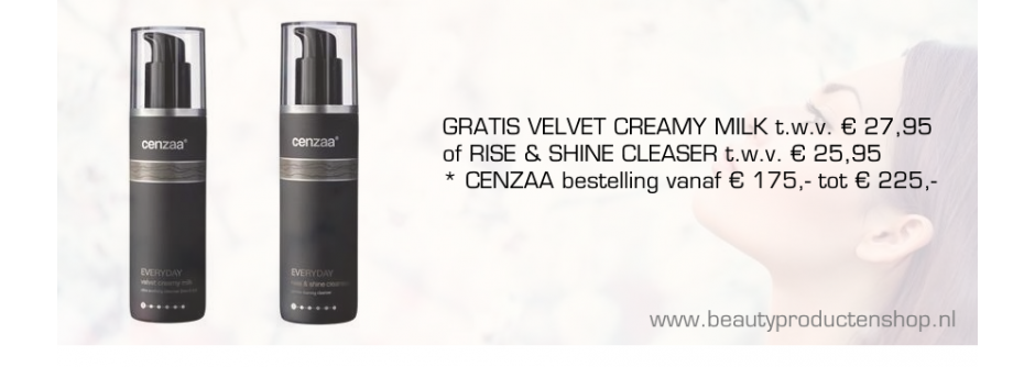 Cenzaa producten bestellen 5