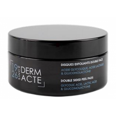 Academie Beaute Disques Exfoliants Double Face - Double Sided Peel Pads
