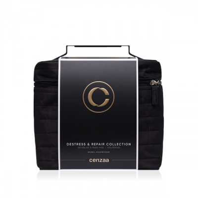 Cenzaa Destress & Repair Beauty Case