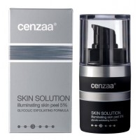 Cenzaa Illuminating Skin Peel 5