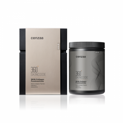 Cenzaa 360 Skincode Skin Collagen Foodceutical