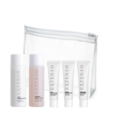 Extenso Skincare Travel Set