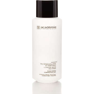 Academie Beaute Eau Démaquillante Et Tonifiante - Cleansing Water and Toner
