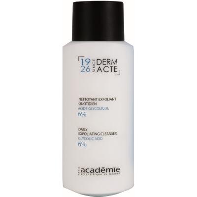 Academie Beaute Nettoyant Exfoliant Quotidien Acide Glycolique 6 - Daily Exfoliating Cleanser Glycolic Acid 6
