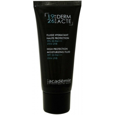 Academie Beaute Fluide Hydratant Haute Protection SPF30 - High Protection Moisturizing Fluid