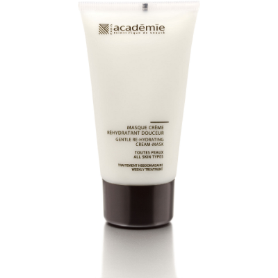 Academie Beaute Masque Crème Réhydratant Douceur - Gentle Re-Hydrating Cream Mask