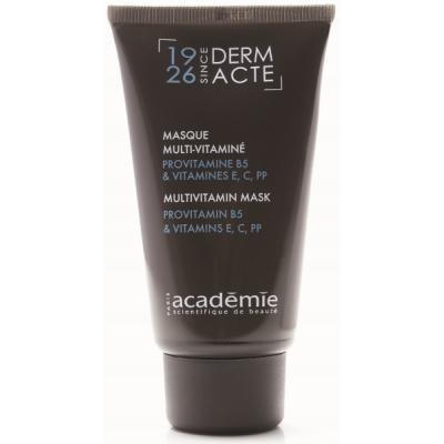 Academie Beaute Masque Multi-Vitaminé - Multivitamin Mask