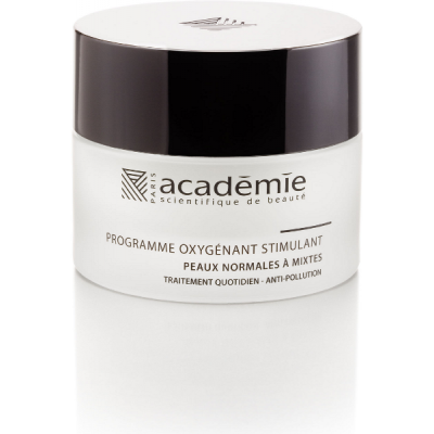 Academie Beaute Programme Oxygénant Stimulant - Oxygenating and Stimulating Anti-Pollution Care