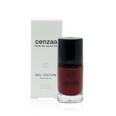 Cenzaa Nail Couture Red Romance