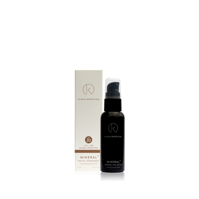 Ik Skin Perfection Mineral+ Facial Sunscreen Natural Sun SPF 30