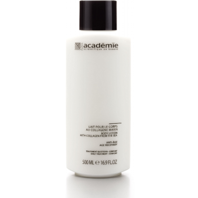 Academie Beaute Lait Pour Le Corps Aa Collagène Marin - Body Lotion With Collagen From The Sea