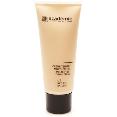 Academie Beaute Crème Teintée Multi-Effets Naturel 01 - Multi Effect Tinted Cream Natural Shade