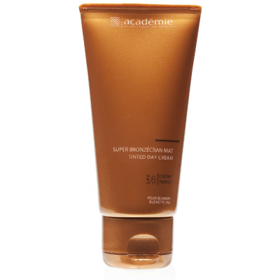 Academie Beaute Super Bronzécran Mat SPF6 - Tinted Day Cream