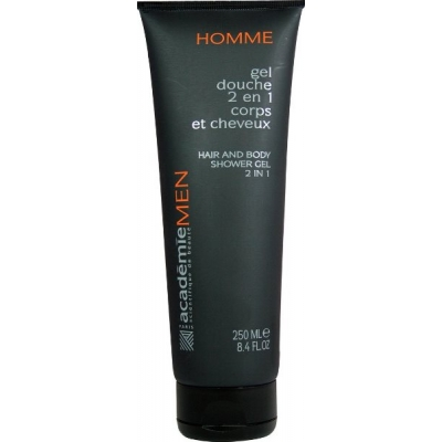 Academie Beaute Gel Douche 2 En 1 Corps Et Cheveux - Hair And Body Shower Gel 2 In 1