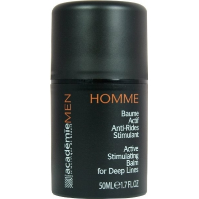 Academie Beaute Baume Actif Anti-Rides Stimulant - Active Stimulating Balm For Deep Lines