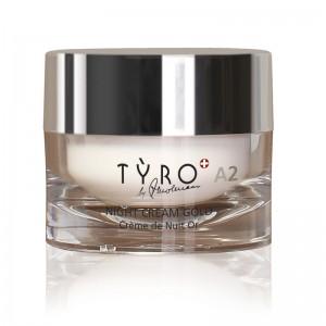 Tyro Night Cream Gold