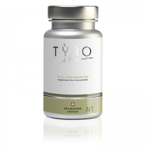 Tyro ORAC 10.000 Superfood 60 capsules
