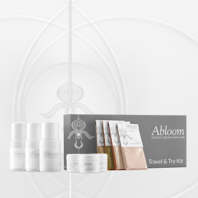 Abloom Organic Try & Travel Kit