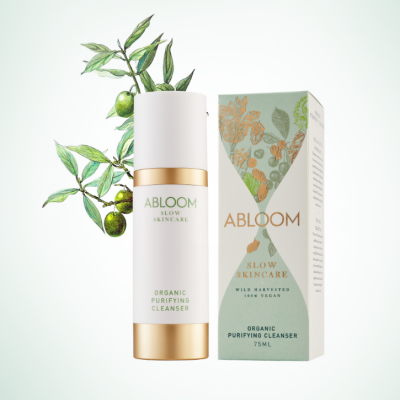 Abloom Organic Purifying Cleanser 75ml