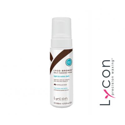 Lycon Lyco Bronze Self Tanning Foam 200ml