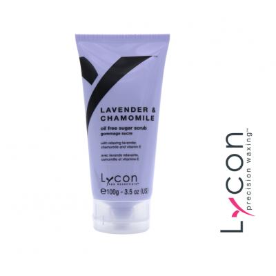 Lycon Lavender Chamomile Sugar Scrub 100gr