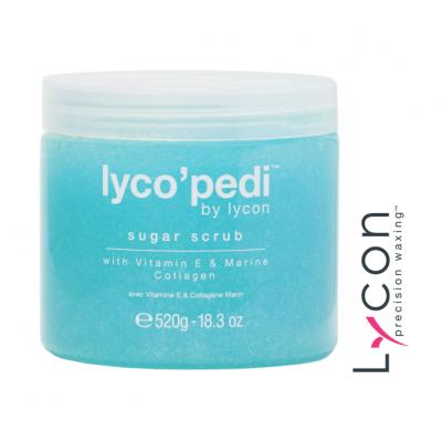 Lycon Lyco'Pedi Sugar Scrub 520gr