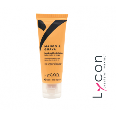Lycon Mango Guava Hand Body Lotion 50ml
