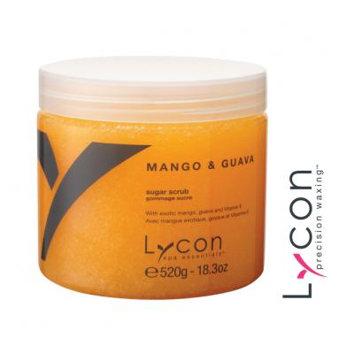 Lycon Mango Guava Sugar Scrub 520gr