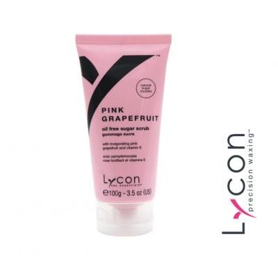 Lycon Pink Grapefruit Sugar Scrub 100gr
