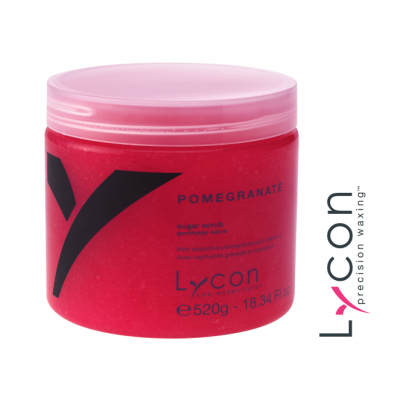 Lycon Pomegranate Sugar Scrub 520gr