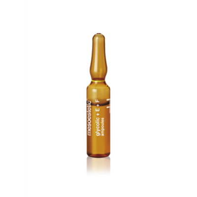 Mesoestetic Glycolic 10% E + F Ampoules 10x
