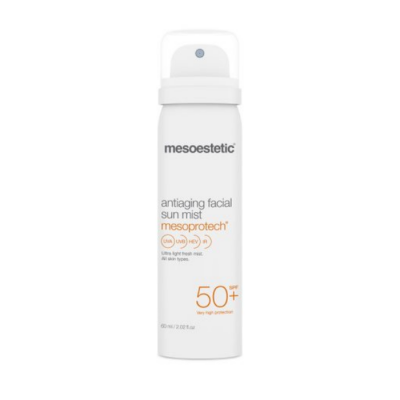 Mesoestetic Mesoprotech Facial Sun Mist
